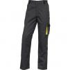 Montérkové kalhoty ORION TEODOR do pasu šedo/oranžové velikost 52