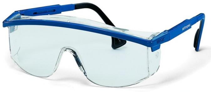 Brýlové obroučky pro korekční skla do ASTROSPECu plastové