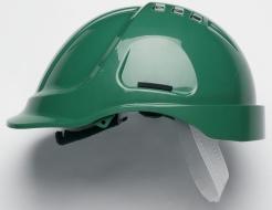 Přilba PROTECTOR STYLE 600 EXP ventilovaná zelená