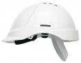 Přilba PROTECTOR STYLE 600 EXP ventilovaná bílá