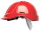 Přilba PROTECTOR STYLE 600 EXP ventilovaná červená