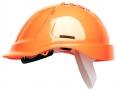 Přilba PROTECTOR STYLE 600 EXP ventilovaná oranžová