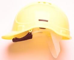 Přilba PROTECTOR STYLE 300 ELITE látkový kříž ventilovaná žlutá