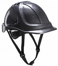 Ochranná přilba PROTECTOR STYLE 300 ELITE ventilovaná látkový kříž šedá