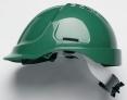 Přilba PROTECTOR STYLE 635 ventilovaná račna zelená
