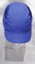 Čepice se skořepinou FBC+HC22 zkrácený kšilt královská modrá