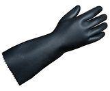 Rukavice MAPA NEOTEX neoprénové bavlněný podklad černé velikost 10