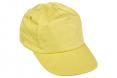 Čepice CERVA LEO baseballová s reflexními doplňky plastový nastavovací pásek žlutá