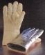 Rukavice prstové tepluodolné pokokovené 600°C délka 350 mm