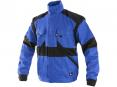 Blůza JULIA Lady prodloužená bavlněná 3/4 rukáv světle modrá velikost 38-40