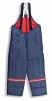 Kalhoty CLASIC BLUE NEW zateplené mrazírenské modré velikost XL