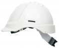 Přilba PROTECTOR STYLE 635 EXP ventilovaná račna bílá