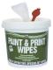 Ubrousky PAINT & PRINT na odstraňování barev balení 150 ks