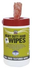 Ubrousky HEAVY DUTY na ruce čistí barvy mastnotu antibakteriální účinek balení 50 ks