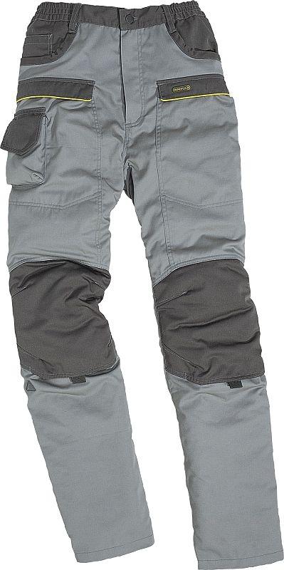 Kalhoty MACH CORPORATE do pasu světle šedá/tmavě šedé velikost S
