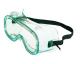 Brýle SPECTRA VU uzavřené polykarbonátové čiré
