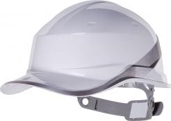Ochranná průmyslová přilba BaseBall Diamond V reflexní pruhy bílá ... 7c8419024f