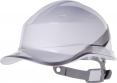 Ochranná průmyslová přilba BaseBall Diamond V reflexní pruhy bílá