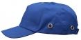 Čepice se skořepinou VOSS Cap středně modrá