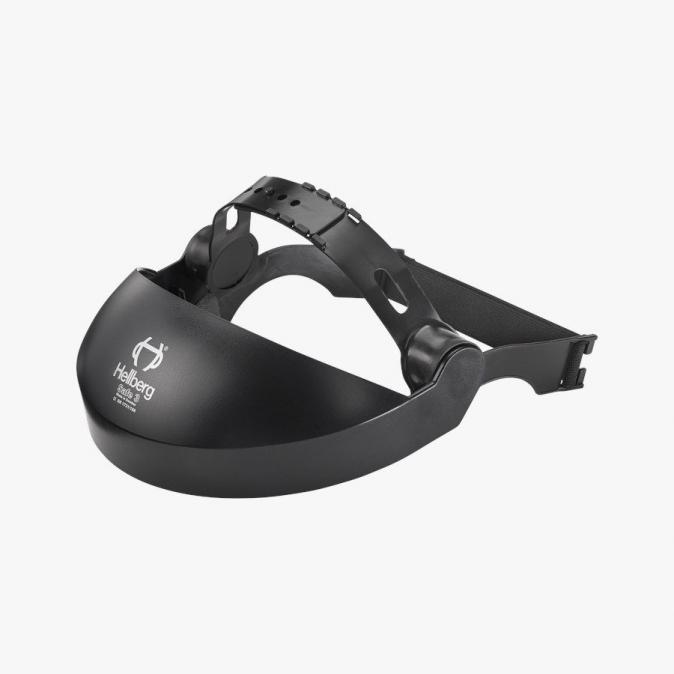 Držák štítu hlavový SAFE 3 černý