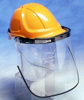 Držák zorníku PROTECTOR IM917 kovový lakovaný na ochrannou přilbu Protector HC300/600
