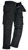 Kalhoty MACH CORPORATE do pasu světle šedá/tmavě šedé velikost XXL
