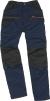 Kalhoty MACH CORPORATE do pasu modro/černé velikost M