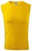 Triko TOP Playtime PES sportovní úplet bez rukávů žluté