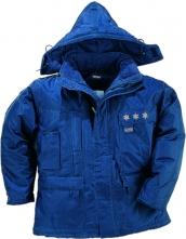 Kabát LAPONIE chladírenský tmavě modrý velikost XXL