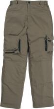 Montérkové kalhoty MACH 2 lehké pas khaki velikost XXL