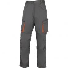 Montérkové kalhoty MACH 2 do pasu šedé velikost XL