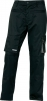 Montérkové kalhoty MACH 2 do pasu černé velikost XL