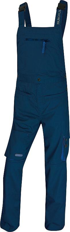 Montérkové kalhoty MACH 2 laclové tmavě modré velikost M