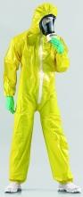 Kombinéza MUTEXIL SPACEL+3000 žlutá velikost XXL