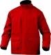 Bunda reprezentativní MILTON červená velikost M