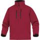 Bunda reprezentativní MILTON červená velikost L
