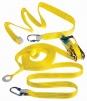 Pás Speedline horizontální záchytný popruh se zkracovačem 2,5-20m žlutý