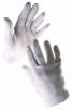 Rukavice CERVA IBIS nylonové šité fourchette velikost 10