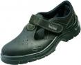 Obuv PANDA STRONG TOPOLINO sandál S1 kovová špice černá velikost 43