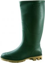 Obuv holínka GINOCCHIO PVC zelená velikost 45