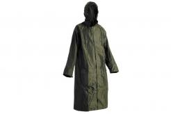 Plášť NEPTUN nepromokavý polyester potažený PVC zelený velikost XL
