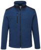Mikina EGER dámská fleece světle modrá velikost S