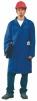 Pracovní plášť VENCA středně modrý