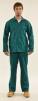Montérkové kalhoty STANDARD do pasu tmavě zelené velikost 48