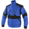 Bunda DAKOTA kapuce zateplená tmavě modrá velikost XL