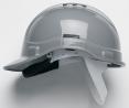 Ochranná přilba PROTECTOR STYLE 300 ELITE ventilovaná látkový kříž zelená