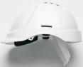 Přilba PROTECTOR STYLE 600 ABS ventilovaná bílá