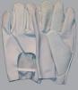 Ochranné pracovní rukavice celokožené jemná teletina pyrotechnické šedé velikost 8