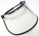 Štít PROTECTOR DE acetátový dielektrický na přilbu Style 300 a 600 nemlživý