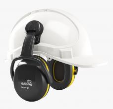 Mušlové chrániče sluchu EC10 na přilbu